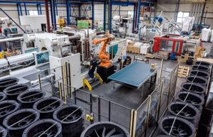 HSV Technical Moulded Parts, ist bewusst für die Entwicklung und Produktion nachhaltiger Anwendungen zu entscheiden